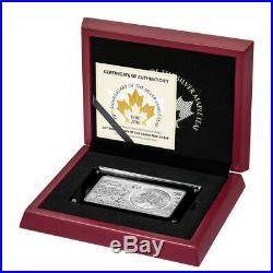 1 oz + 2 oz Set 30th Anniversary Silver Maple Leaf Kanada Canada Silber 2018