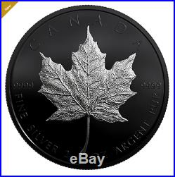 2 oz. 0.9999 Pure Silver Coin Special Edition Silver Maple Leaf (2019)