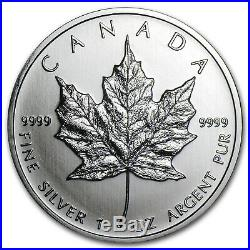 2011 Canada 500-Coin Silver Maple Leaf Monster Box (Sealed) SKU #66993