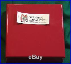 2013 Canada 25th anniv of Silver Maple Leaf $50 5 oz 99.99% silver