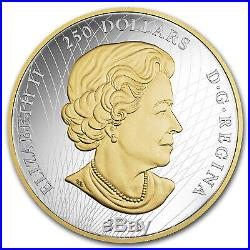 2016 Canada 1 kilo Silver $250 Maple Leaf Forever SKU #98830