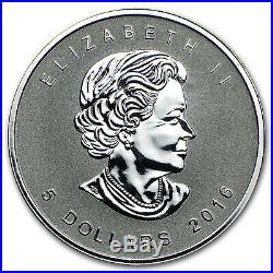 2016 Canada 200-Coin Silver Maple Leaf Panda Privy Monster Box SKU#166609