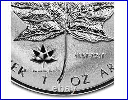2017 $5 Canada 1oz Silver Ngc Pf70 150 150th Privy Reverse Proof Maple Leaf Fr