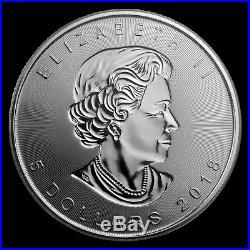 2018 Canada 1 oz Silver Incuse Maple Leaf MS-70 PCGS (FS) SKU#197121