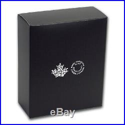 2018 Canada Silver Proof/Reverse Proof Maple Leaf 2-Coin Set SKU#156265
