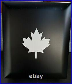 2020 CANADA $50 MAPLE LEAF INCUSE RHODIUM PLATED 3 Oz NGC PF70 FDP