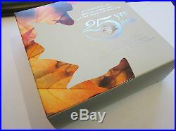 Canada 2013 0204Maple Leaf $50.999 Silver Proof High Relief 5oz Coin Box & COA