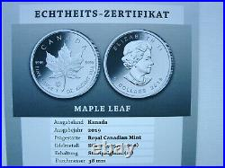 Canada Maple Leaf 2019 Fabulous 15 Privy Mark F15 1 Oz silver 1 Unze Silber 5 $