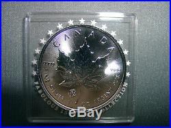 Canada Maple Leaf 2020 Fabulous 15 Privy Mark F15 1 Oz silver 1 Unze Silber 5 $
