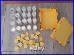 Full Monster Box 500 Canadian Maple Leaf Silver Bullion Coins 2013.9999 purity