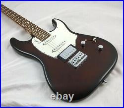 GODIN Session HT Bourbon Burst RN HSS 6-String Guitar New, Open Box
