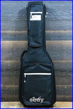 Godin Radiator Trans Cream RN B-Stock Solid Body El. Guitar withBag #20425130
