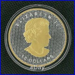 Royal Mint Canada 1988 2018 SML 2oz Fine Silver Maple Leaf $10 Coin